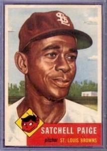 1953SatchelPaigeCard