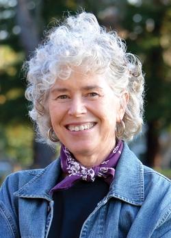 Ann Ralph, author of Grow a Little Fruit Tree