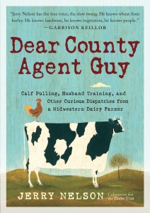 Dear County Agent Guy: Calf Pulling, Husband Training, and Other Curious Dispatches from a Midwestern Dairy Farmer, Jerry Nelson, book cover