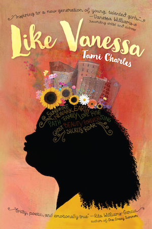 "Like Vanessa, Tami Charles, ""book cover"""
