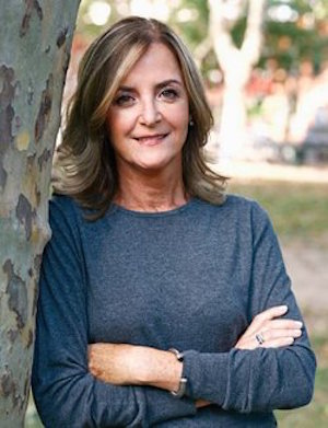 Patricia Perry Donovan, author, Deliver Her