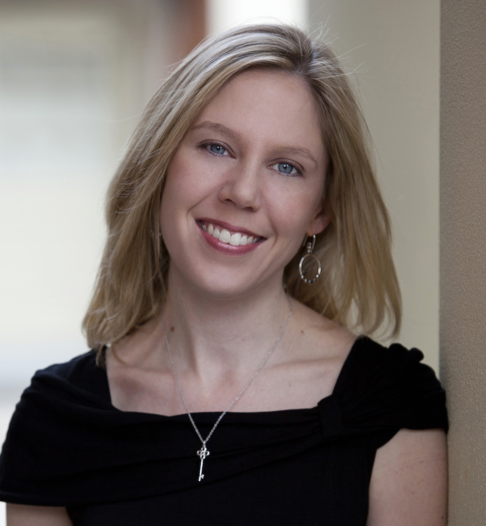 Stacy McAnulty, National Novel Writing Month Pitchapalooza winner